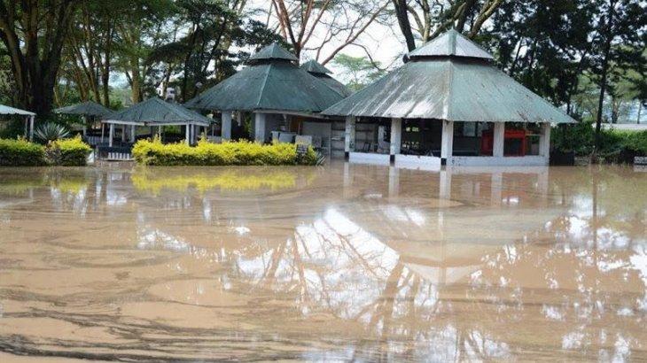 Су тасқыны кезінде 164 адам қайтыс болды