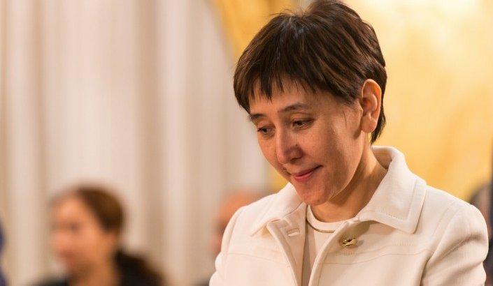 Тамара Дүйсенова Президенттің көмекшісі болып тағайындалды