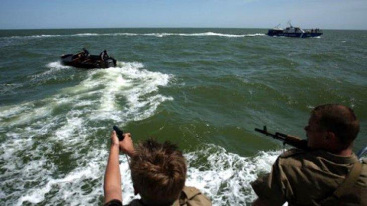 Каспий теңізін заңсыз кесіп өткен әзірбайжандықтардың біреуі атыс кезінде қайтыс болды