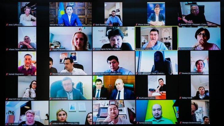 При каких условиях могут возобновить работу предприятия в Нур-Султане(ФОТО)