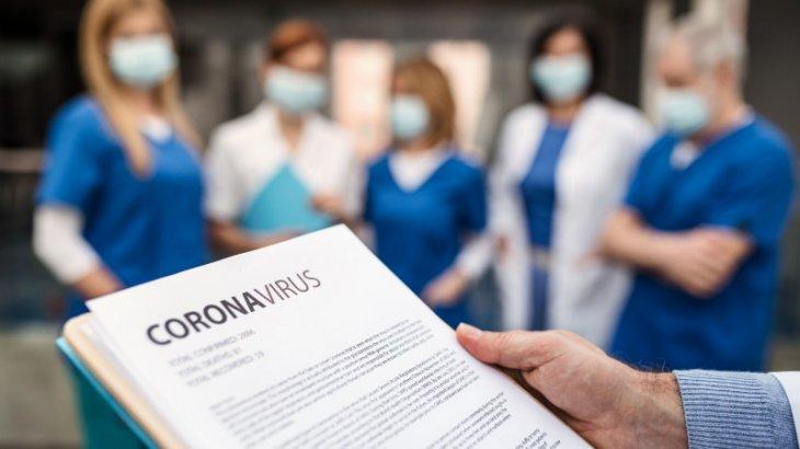 Елімізде бір тәулікте коронавирус жұқтырғандар саны 154 адам болды