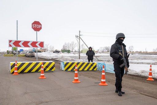 «Блокпостан ақша беріп өткісі келетіндер бар» - Нұр-Сұлтан полициясы