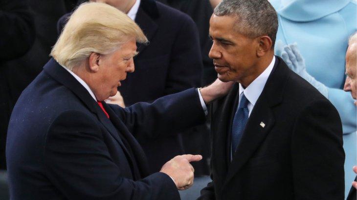 «Біз оларды ұстап алдық»: Трамп Обаманы 50 жылға соттау керек деп есептейді