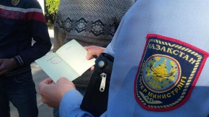Биылғы 4 айда Алматыда жүрген шетелдіктер 117 қылмыс жасаған