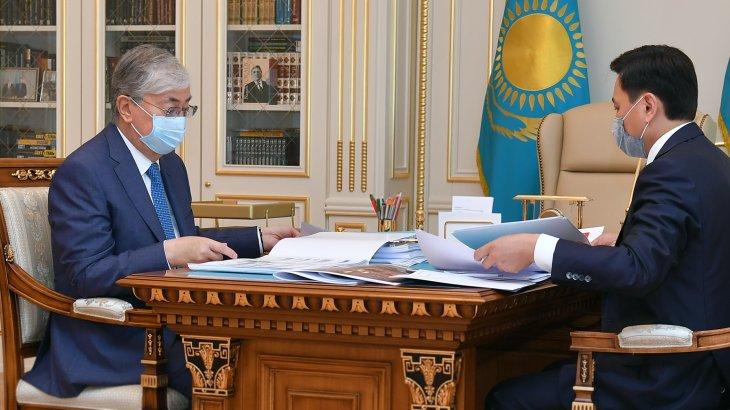 Президент Алтай Көлгіновке нақты тапсырма берді