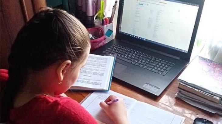 «Шпаргалка қолдануға толық мүмкіндік бар»: елімізде онлайн оқыған оқушылар жаппай «5» алды