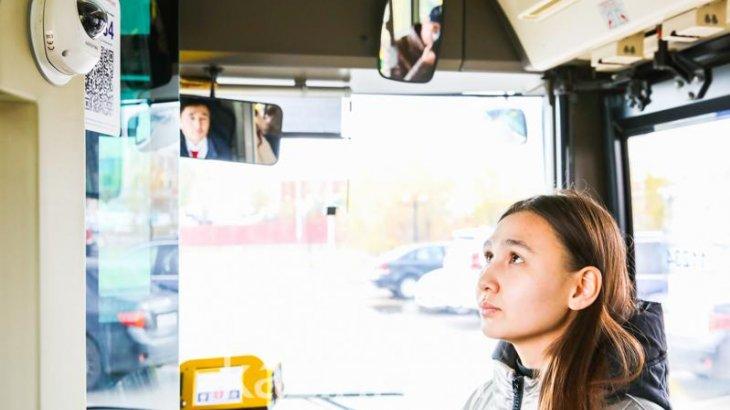 Елорда автобустарында жолақы төлемінің Face Pay деген жаңа түрі қолданылмақ
