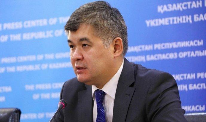 «Кеңсе қызметкерлерінің 50%-ы үйден жұмыс істеуі керек» - Елжан Біртанов