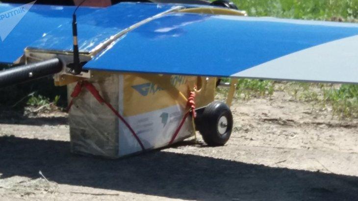«Екі келі газет үшін көлік жіберген тиімсіз»: елімізде сәлем-сауқат үшін дрон пайдаланыла бастады