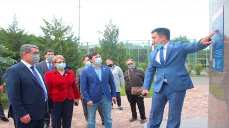 Алматыда әкімдіктердің Open Space аясында трансформациясы жалғасуда