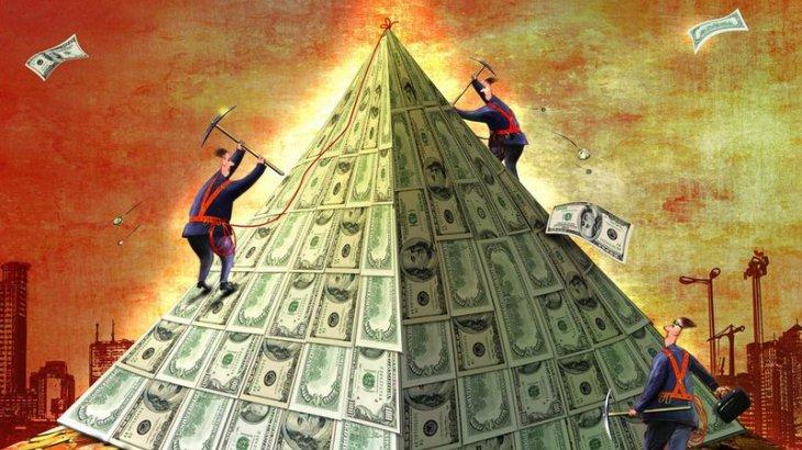 Қаржы пирамидаларының былығын әшкерелейтін арнайы бөлім құрылды