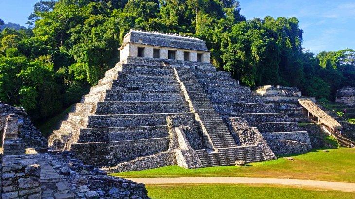 Майя пирамидаларын түркілер тұрғызған (ФОТО)