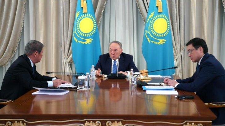 Нұрсұлтан Назарбаев «ҚазМұнайГазды» қайта құруды тапсырды