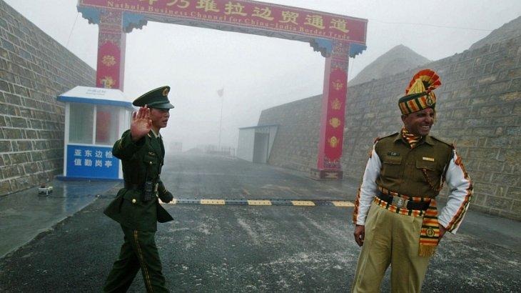 Қытай-Үндістан шекарасындағы жағдай тіптен ушығып кетті