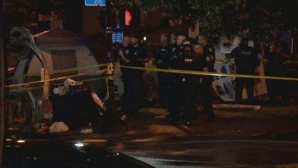 АҚШ-та шеру кезінде бір адам қаза болды