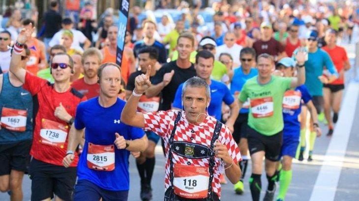 «Мюнхен марафоны» жаңа форматта өткізілмек