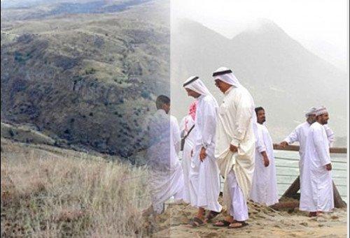 Түркістандағы ұлттық табиғи парктің арабтарға жалға берілгені рас па? (ВИДЕО)