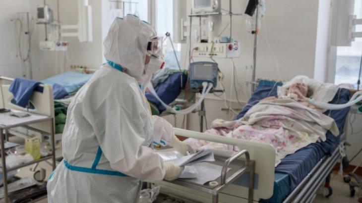 Қазақстанда коронавирус жұқтырған 306 адам ауыр жағдайда жатыр