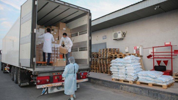 Атырау облысында 3 мың отбасына тегін дәрі-дәрмек үлестірілуде