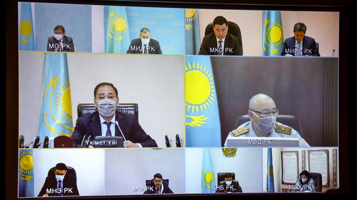 Ведомствоаралық комиссия Тоқаевтың тапсырмаларын ерекше бақылауға алды