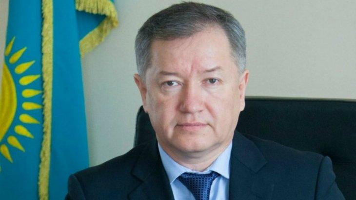 Алматы облысы Денсаулық сақтау басқармасының басшысы отставкаға кетті