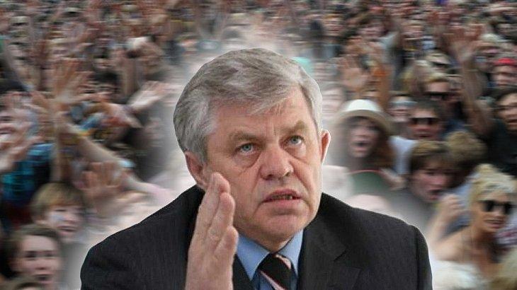 «Маған дауыс берген жоқсыз»: депутаттыққа «тағайындалған» Владимир Божко жұртқа қыр көрсетуде
