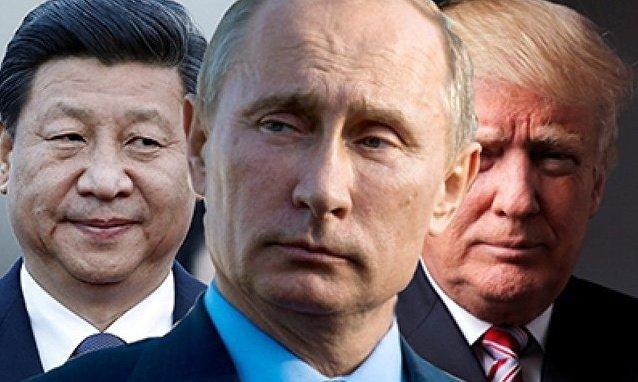 Ресей АҚШ-тың Қытайға қарсы одақ құру ұсынысын құптамай қойды