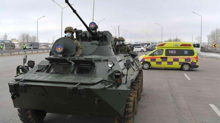 Астанадағы қатаң карантин шаралары тағы 2 аптаға ұзартылды