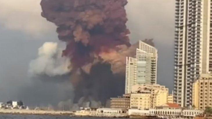 Ливан билігі Бейруттағы жойқын жарылыстың неден болғанын айтты