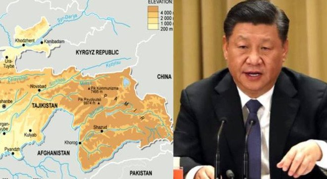Қытай Тәжікстанның 45 пайыз жері өздеріне тиесілі екенін ескертті