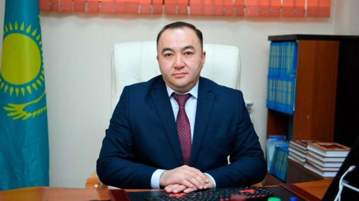 Түркістан облысында басқарма басшысы 7 жылға бас бостандығынан айрылды