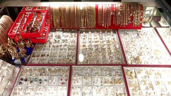 Шымкент тұрғыны 90 миллион теңгенің алтынын қолды қылған