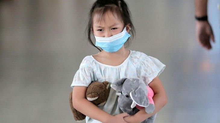 Қазақстанда COVID-19 жұқтырған балалар біртүрлі аурумен ауыра бастады