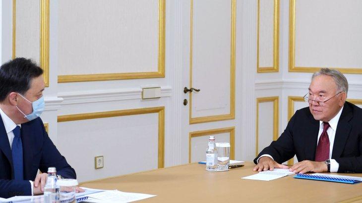 «Бізде үлкен тәжірибе, қаражат, мүмкіндіктер бар» - Нұрсұлтан Назарбаев