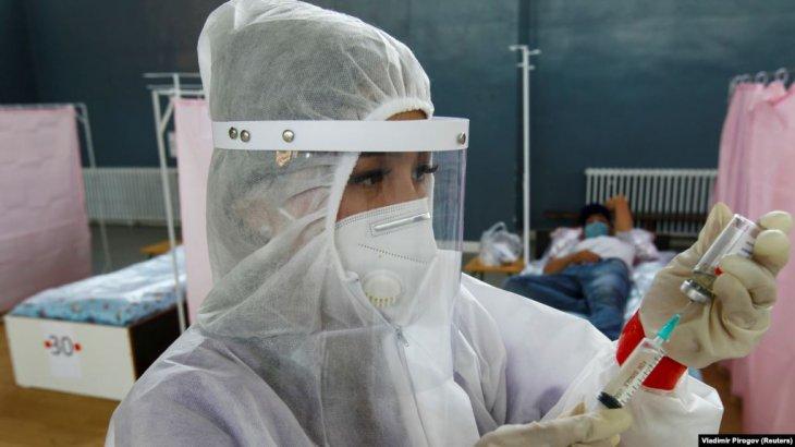 Қазақстанда 8 500 медицина қызметкері коронавирус жұқтырған