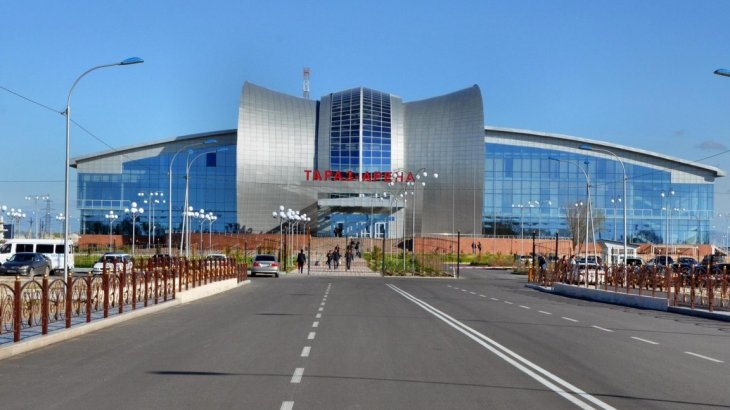 Тараздағы спорт кешеніне Жақсылық Үшкемпіровтің есімін беру ұсынылды
