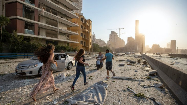 «Бейруттегі мұқтаж жандарға 565 миллион доллар бөлінуі керек» - БҰҰ