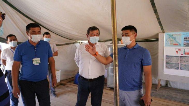 «Салиқалы ұрпақ» қайырымдылық қоры Мақтаарал тұрғындарына арналған 20 үйдің құрылысын толық аяқтады