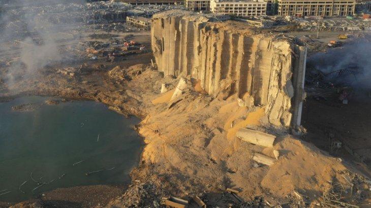 Бейруттегі жарылыс болған жер туристік орынға айналды