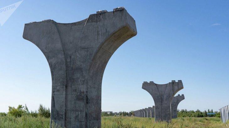 «Құрылысы бітпеген «Астана LRT» Ханчжоу шығанағындағы биік көпірден екі есе қымбат» - сарапшылар