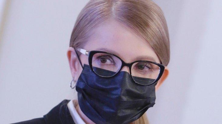 Украинаның бұрынғы премьер-министрі Юлия Тимошенконың жағдайы ауыр
