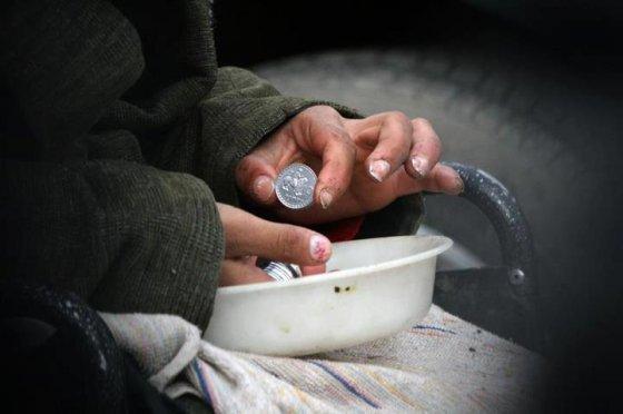 Ақмола облысында қоғамдық орындарда қайыршылық жасаған 640 адам жауапқа тартылды