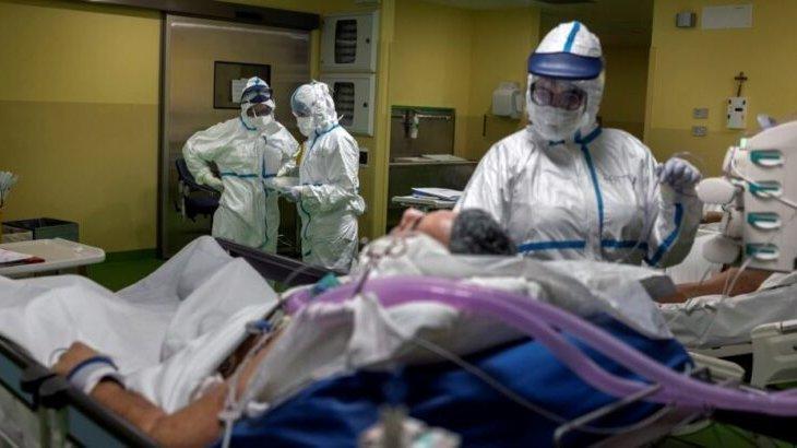 Коронавирус жұқтырған дәрігерлердің 10%-ы ғана өтемақы алған