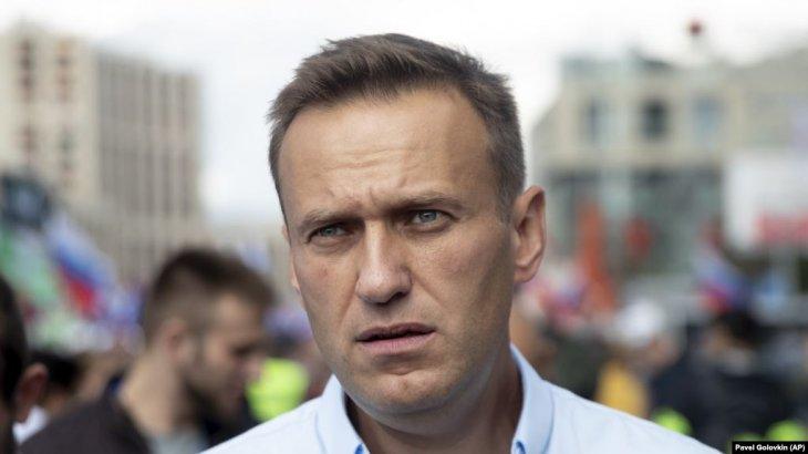 АҚШ билігі Алексей Навальныйды қолдайтынын мәлімдеді