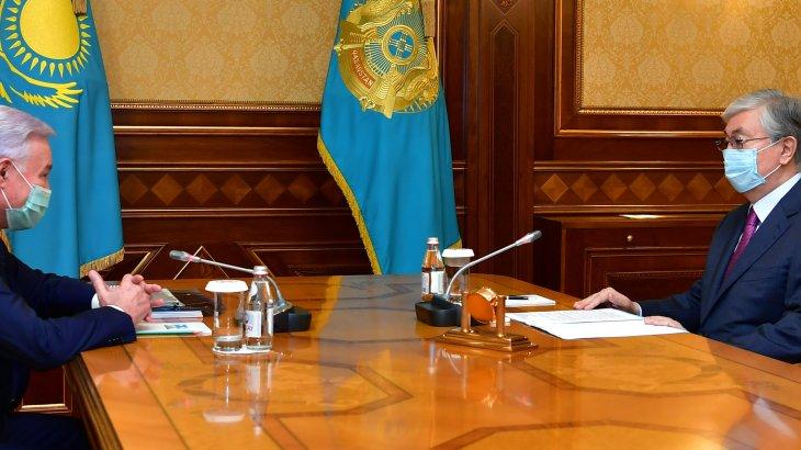 Байгенжин президентке ота жасау арқылы адам ағзаларын сақтап қалуға болатынын айтты