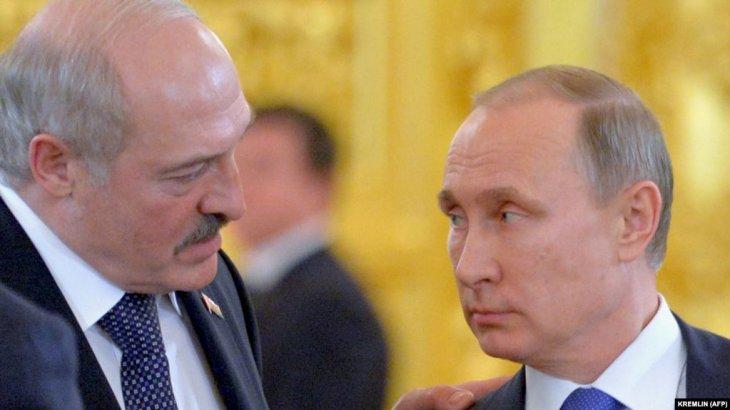 Путин Беларусь билігіне көмектесу үшін күштік құрылымнан резерв құрғанын хабарлады