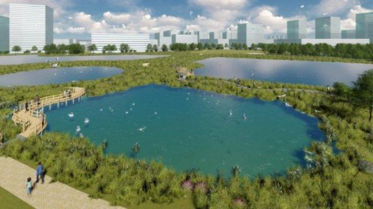 Астанада екі экологиялық саябақ салынады