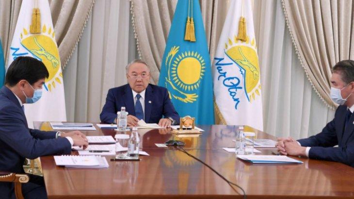 Назарбаевтың төрағалығымен Саяси кеңестің бюро отырысы өтті