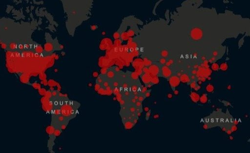 Әлемде коронавирус жұқтырғандар саны 25 миллионнан асып кетті