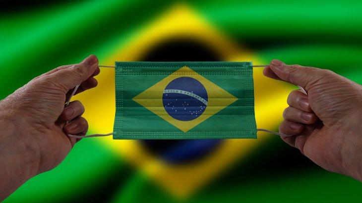 Бразилияда коронавирустың таралуы бәсеңдемей тұр